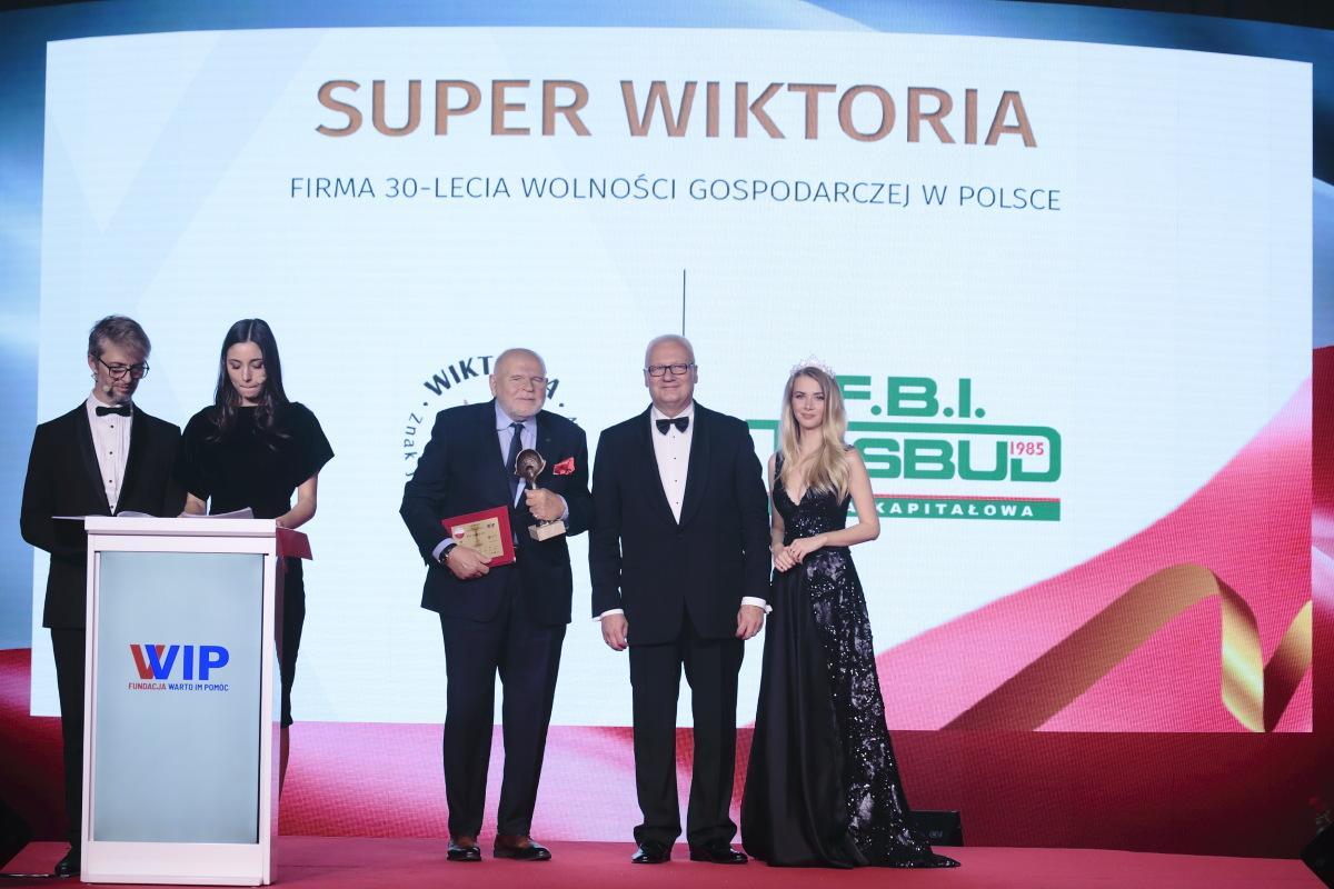 SUPER WIKTORIA 2019 W RĘKACH F.B.I. TASBUD