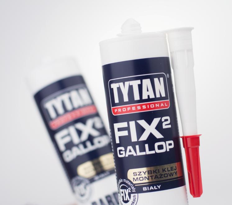 TYTAN PROFESSIONAL FIX² GALLOP