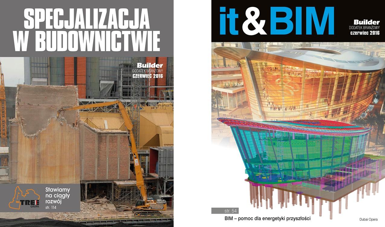 BUILDER – DODATEK BRANŻOWY – CZERWIEC 2016