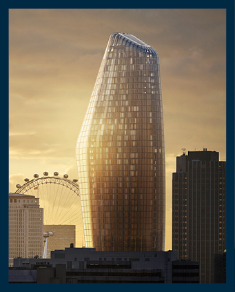 One Blackfriars Tower