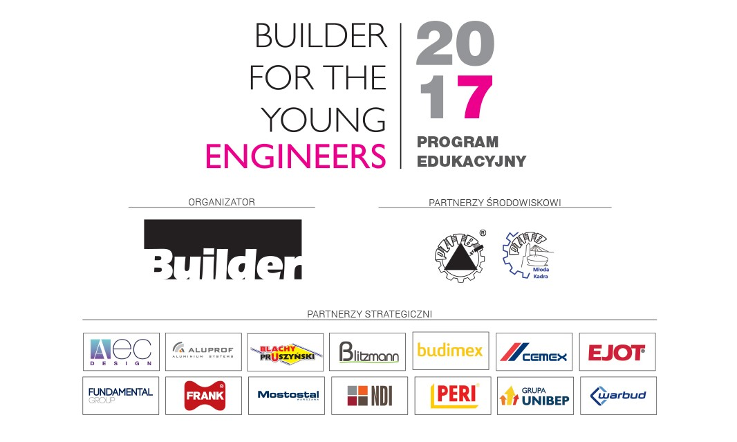 BUILDER FOR THE YOUNG ENGINEERS
