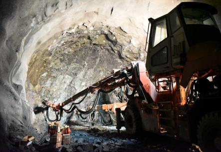 METROSTAV UKOŃCZYŁ 1,5 KILOMETROWY TUNEL W NORWEGII