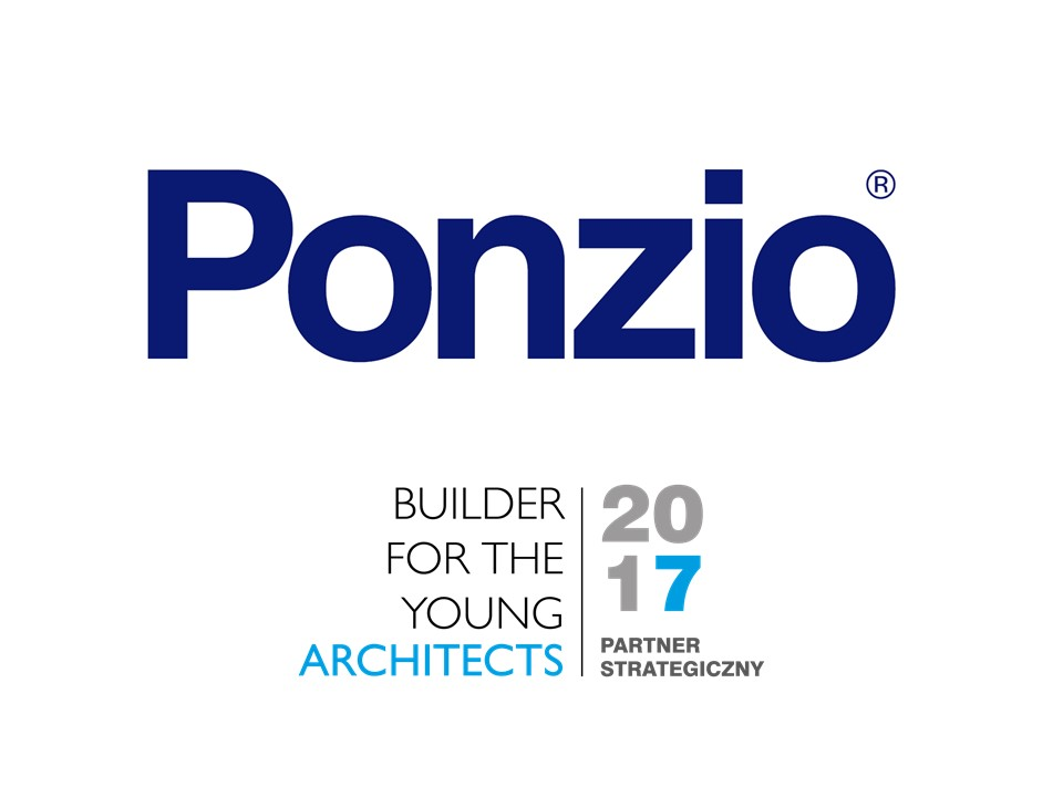 PONZIO – BUILDER FOR THE YOUNG ARCHITECTS