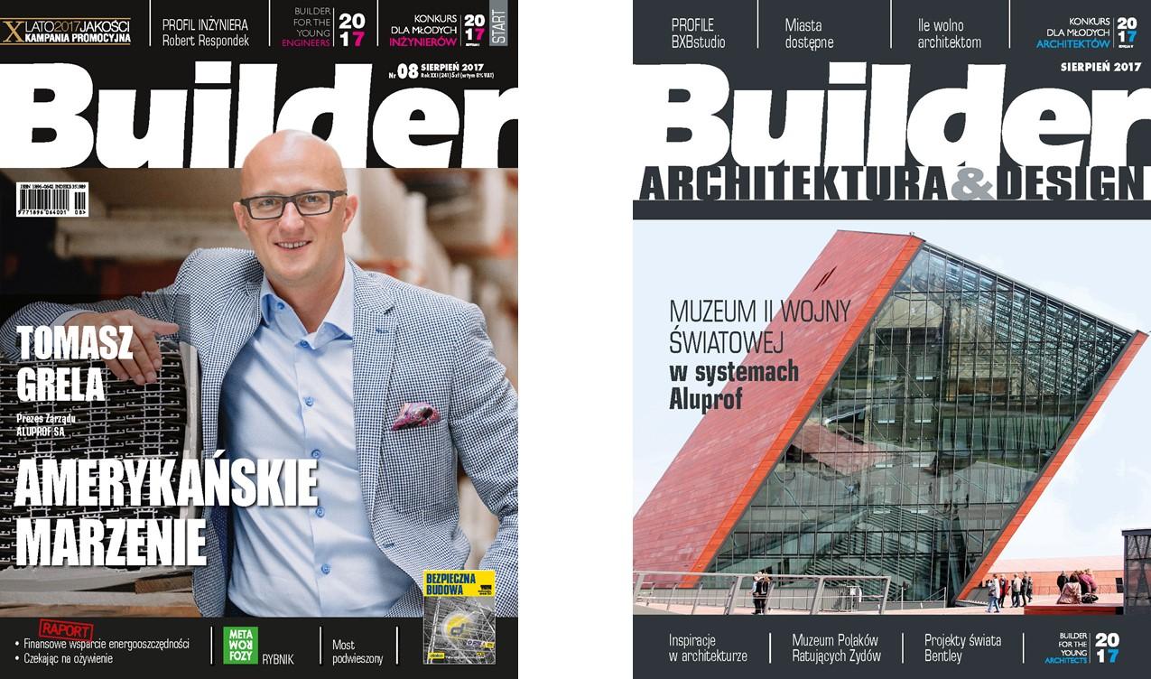 BUILDER – SIERPIEŃ 2017