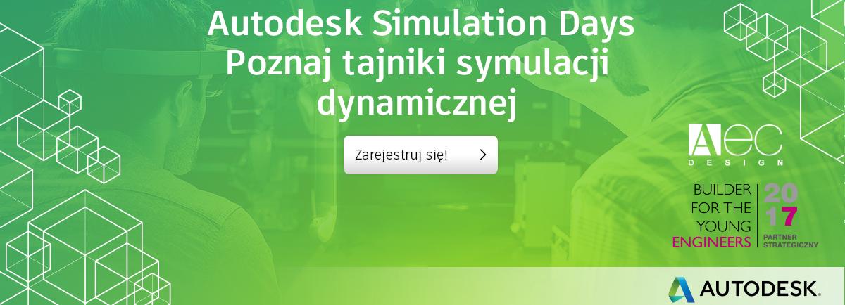 AUTODESK SIMULATION DAYS