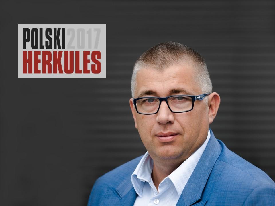 MARIUSZ FERENC – POLSKI HERKULES 2017