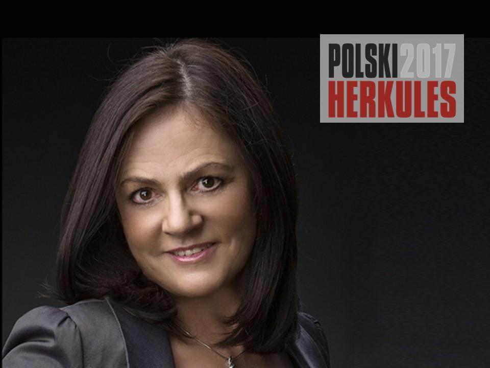 PROF. ZUT, DR HAB. INŻ. MARIA KASZYŃSKA – POLSKI HERKULES 2017