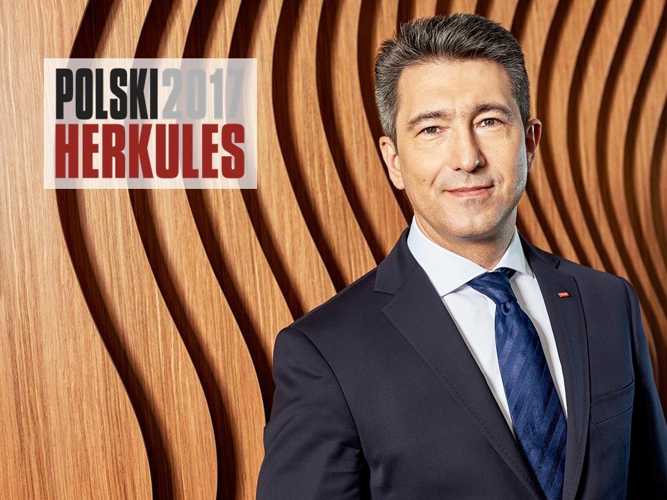 JACEK SIWIŃSKI – POLSKI HERKULES 2017