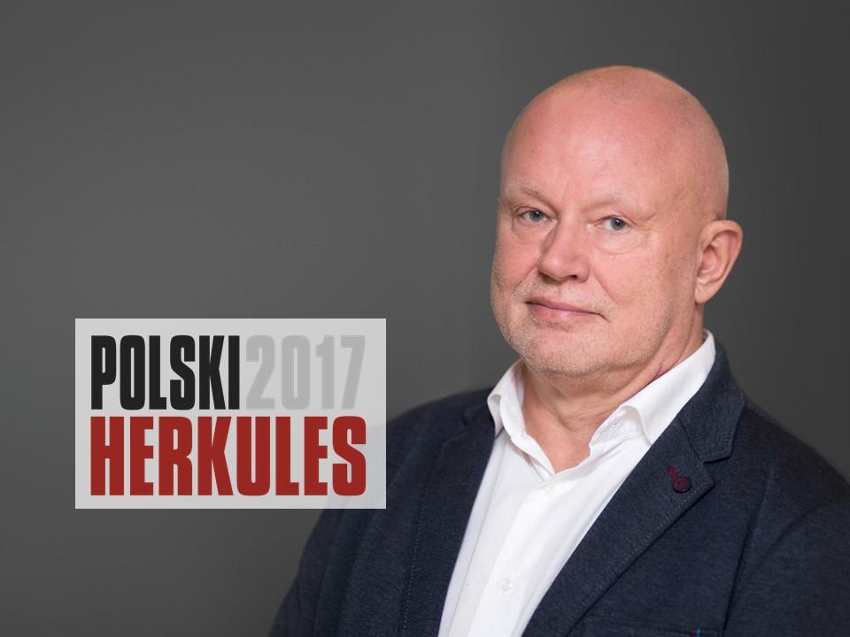 WITOLD SZYMANIK – POLSKI HERKULES 2017