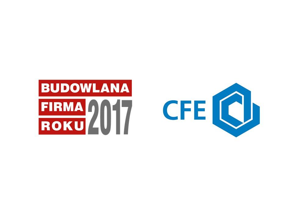 CFE – BUDOWLANA FIRMA ROKU 2017