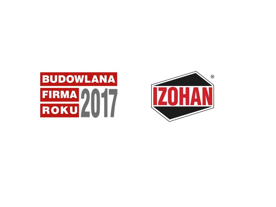 IZOHAN – BUDOWLANA FIRMA ROKU 2017