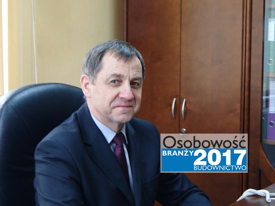 ADAM MAKOWSKI – OSOBOWOŚĆ BRANŻY 2017