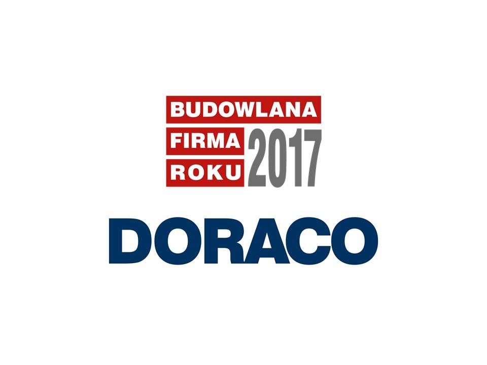 DORACO – BUDOWLANA FIRMA ROKU 2017