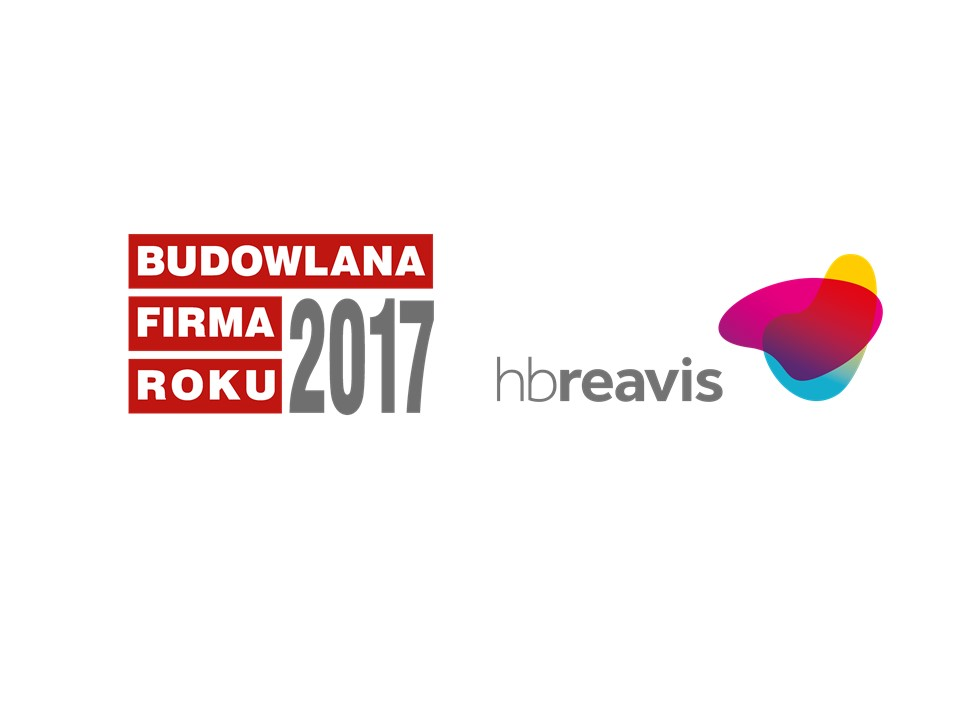 HB REAVIS – BUDOWLANA FIRMA ROKU 2017