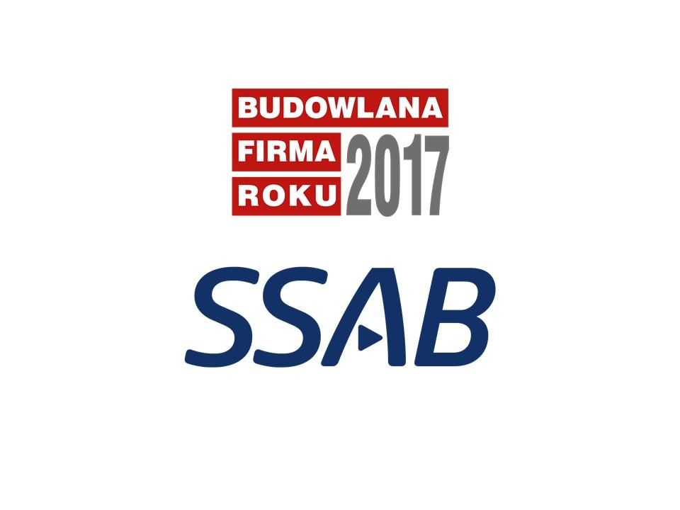 SSAB POLAND SP. Z O.O. – BUDOWLANA FIRMA ROKU 2017