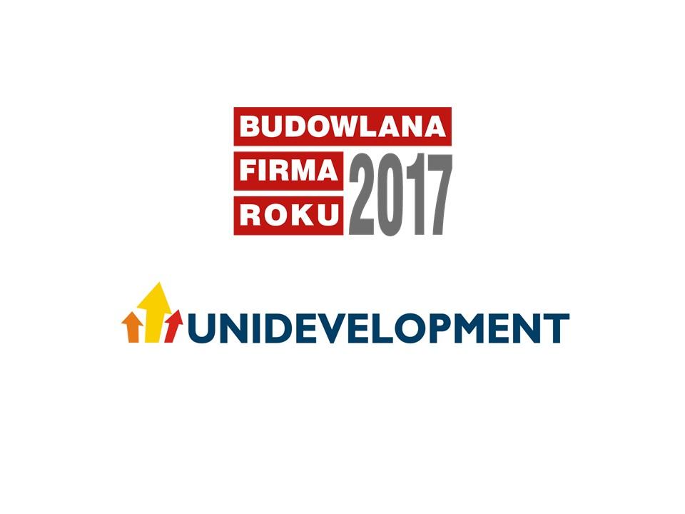 UNIDEVELOPMENT S.A. – BUDOWLANA FIRMA ROKU 2017