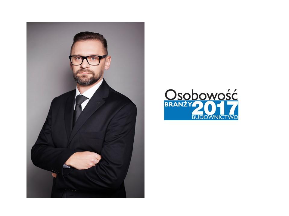 SEBASTIAN WALERYSIAK – OSOBOWOŚĆ BRANŻY 2017