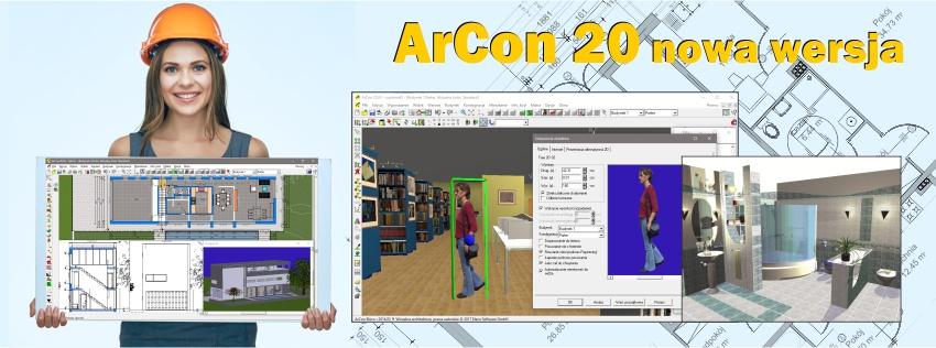 ArCon w nowej odsłonie