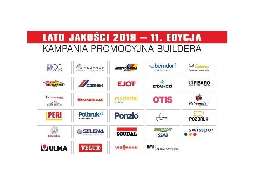 LIDERZY JAKOŚCI 2018 – SERWIS!