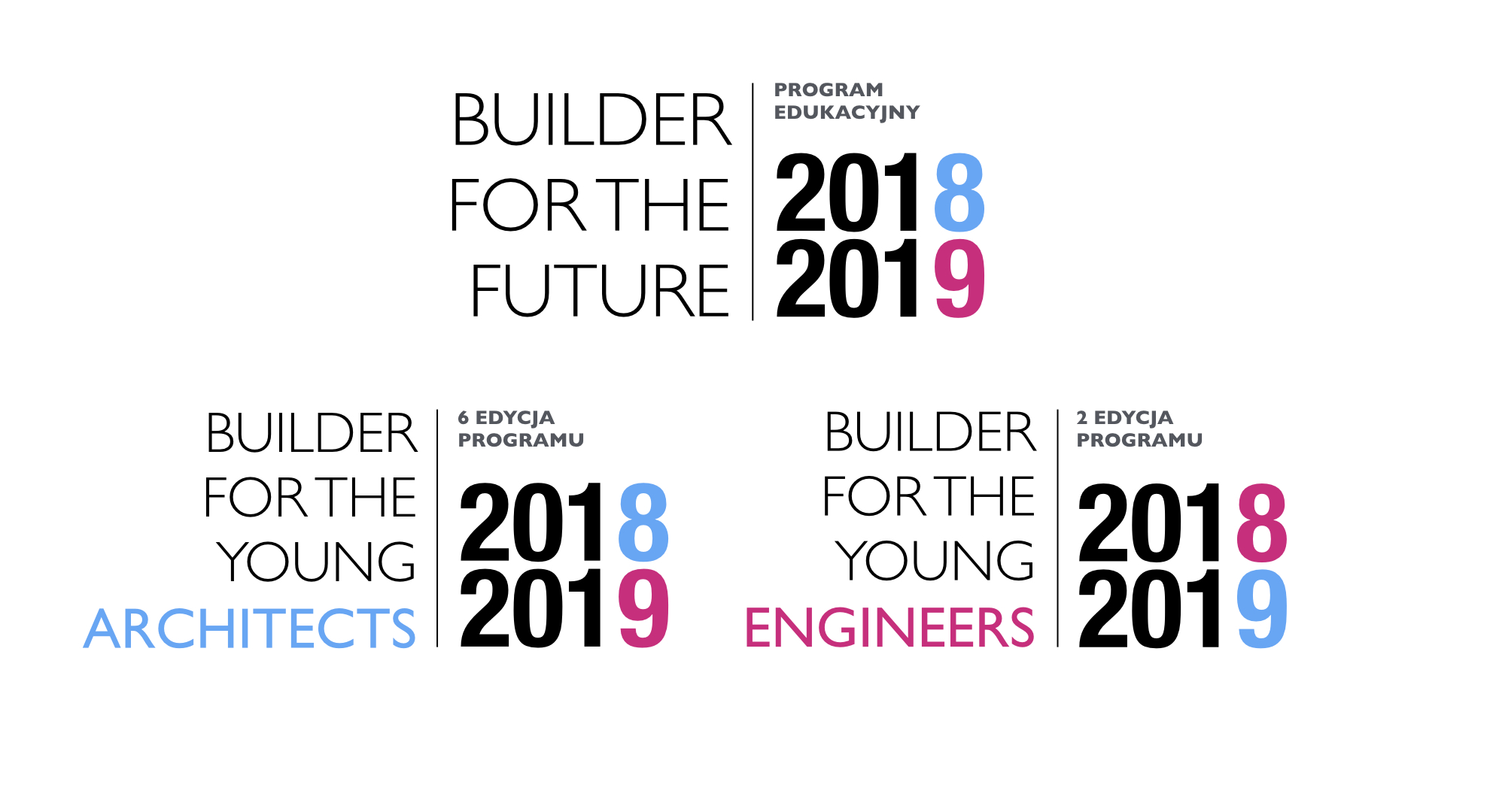BUILDER FOR THE FUTURE 2018-2019