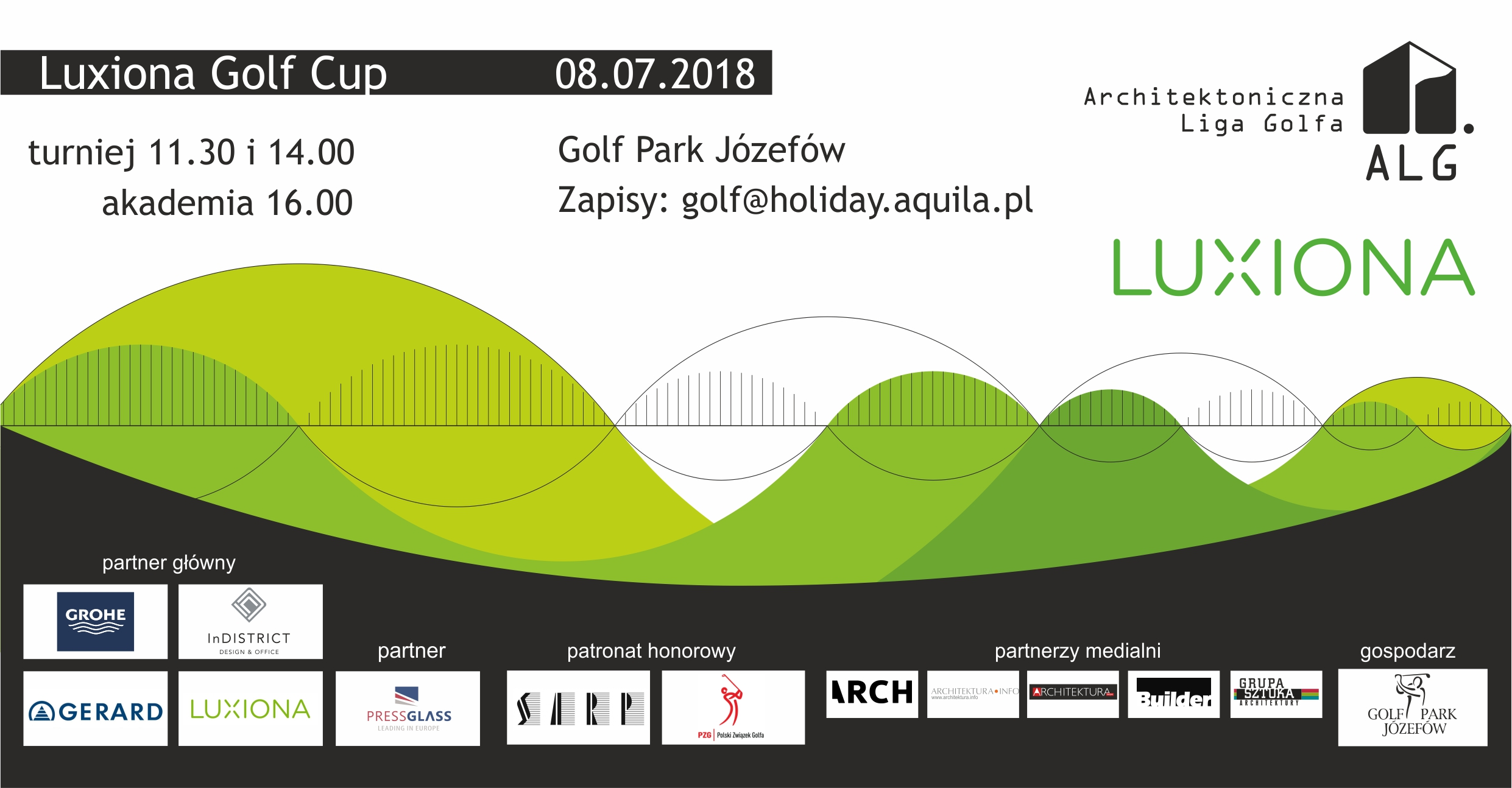 Luxiona Golf Cup