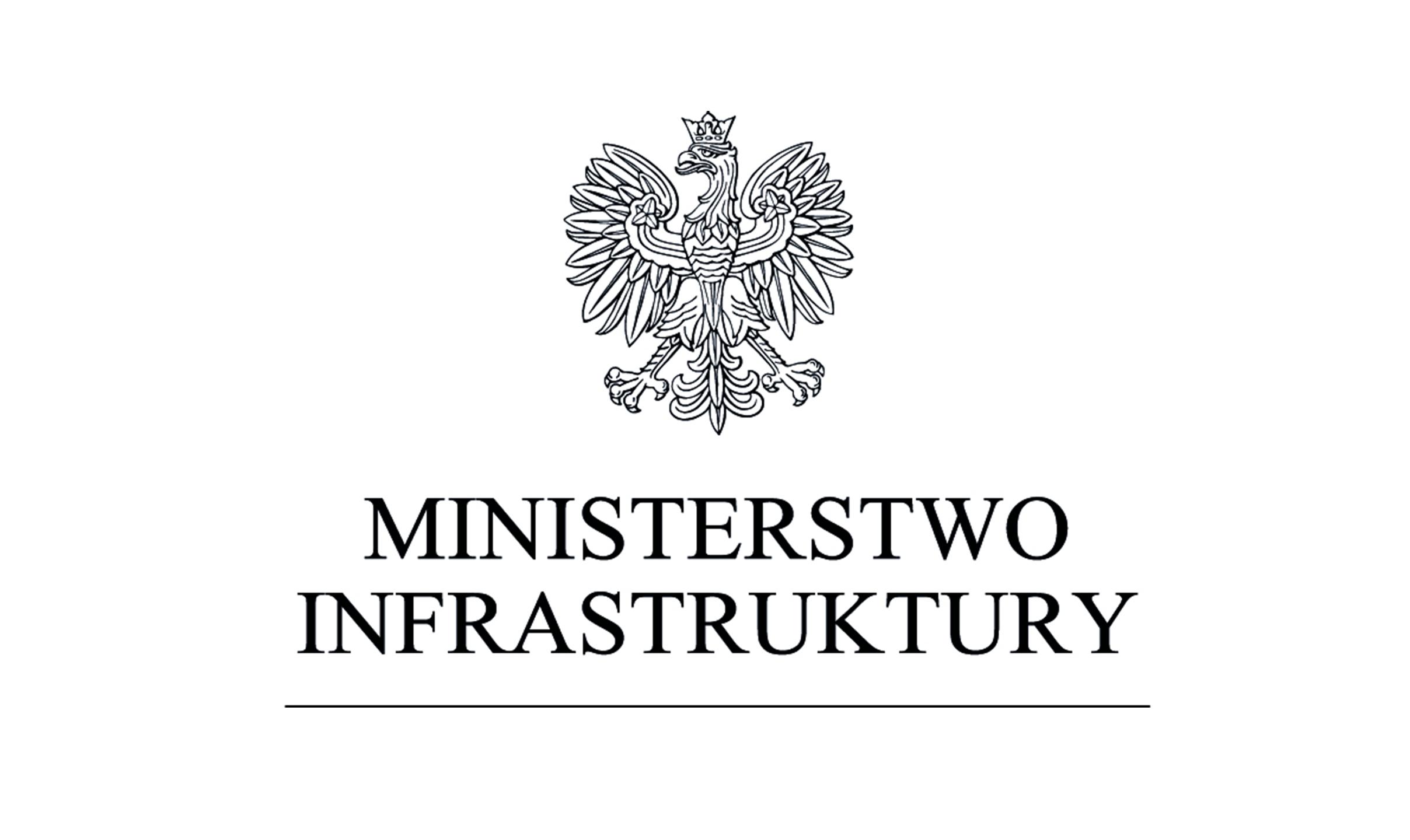 PATRONAT MINISTERSTWA INFRASTRUKTURY NAD B4F