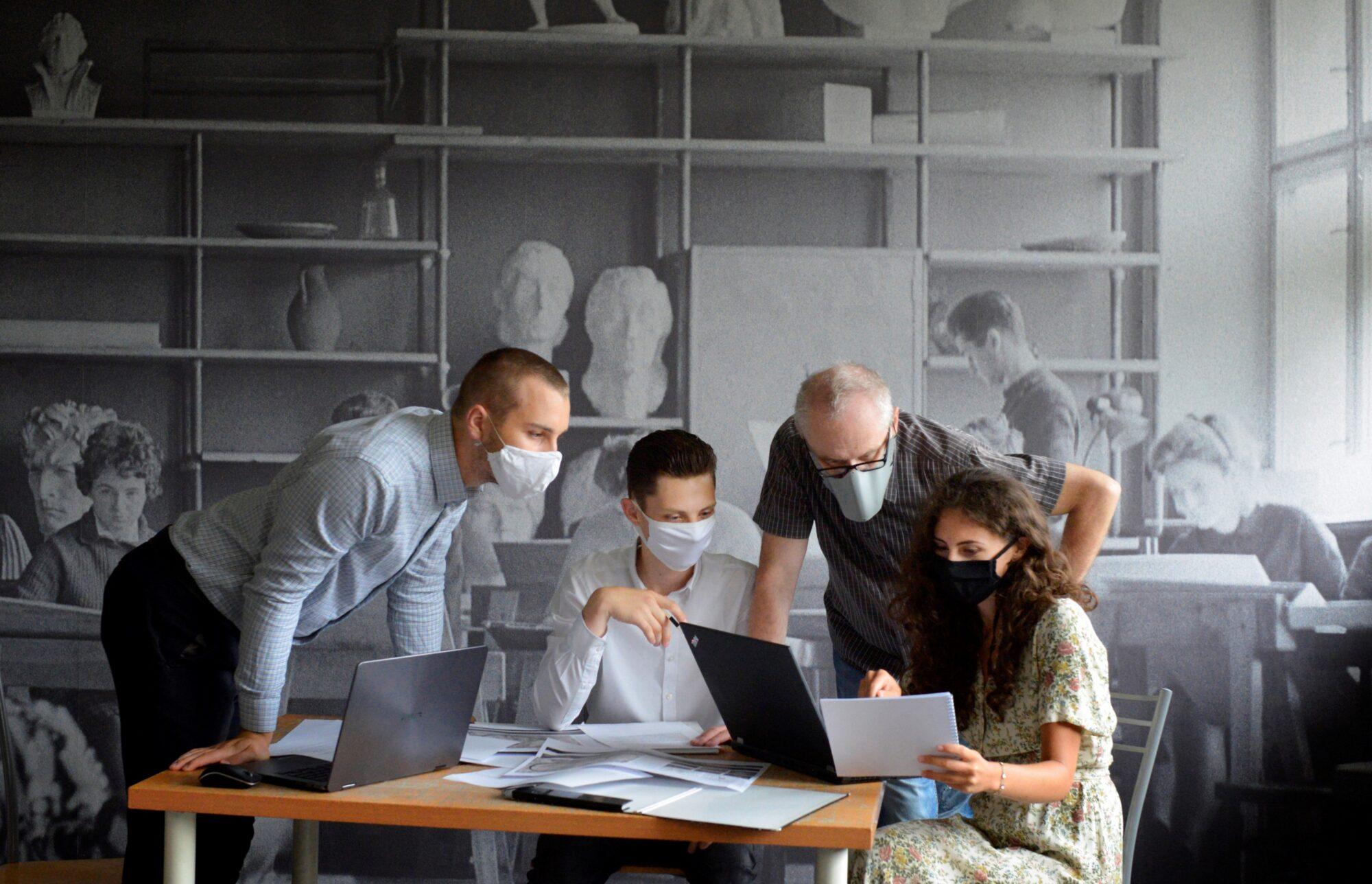 """Projekt """"Teatr Światła"""" – International VELUX Award 2020"""