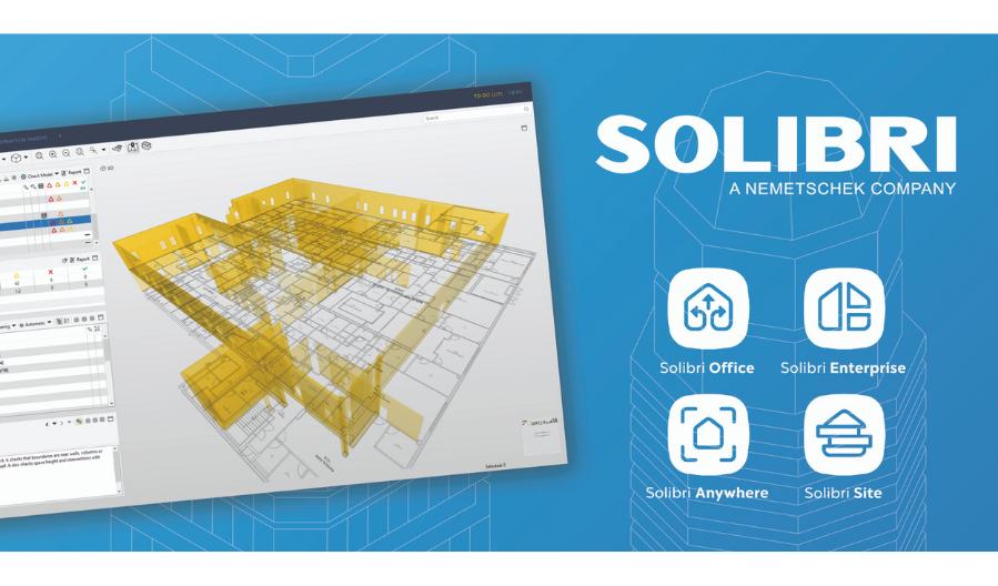 Solibri oferuje wsparcie dla projektów budowlanych