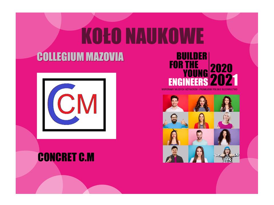 CONCRET C.M. – COLLEGIUM MAZOVIA