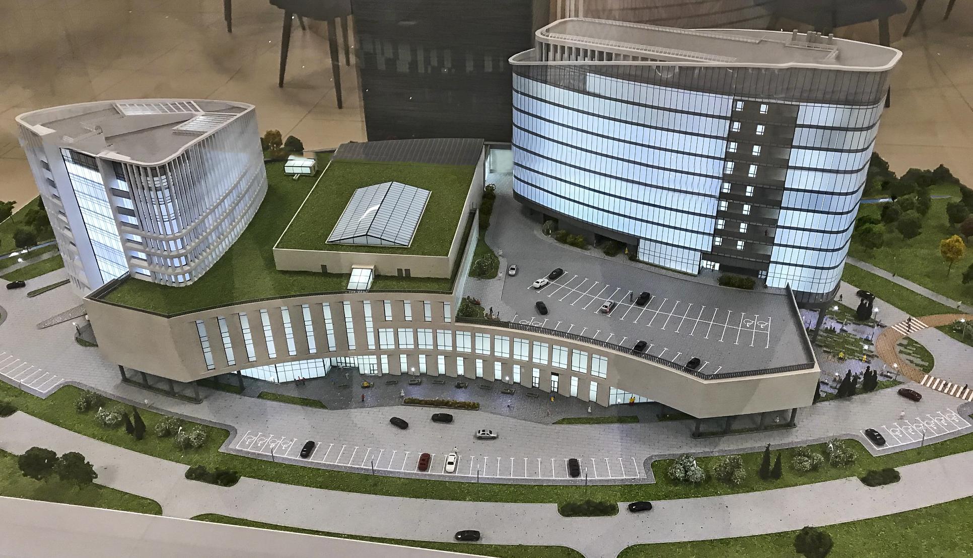 Centrum Biznesu w Kaliningradzie