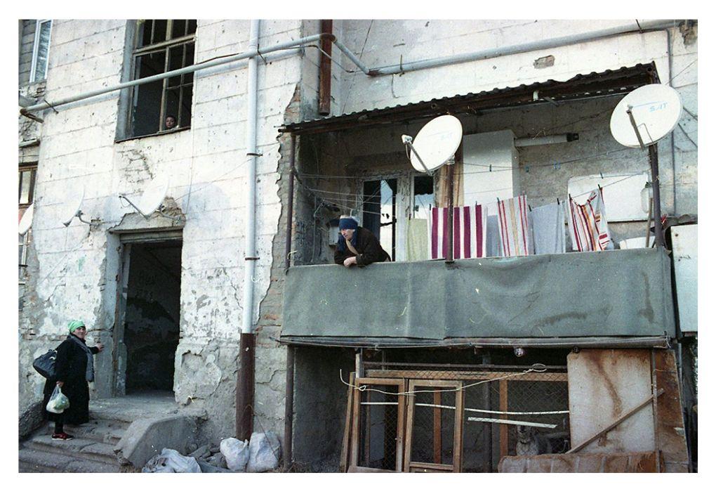 """""""Dostroyka – Completion"""" na Biennale Architektury w Tbilisi"""