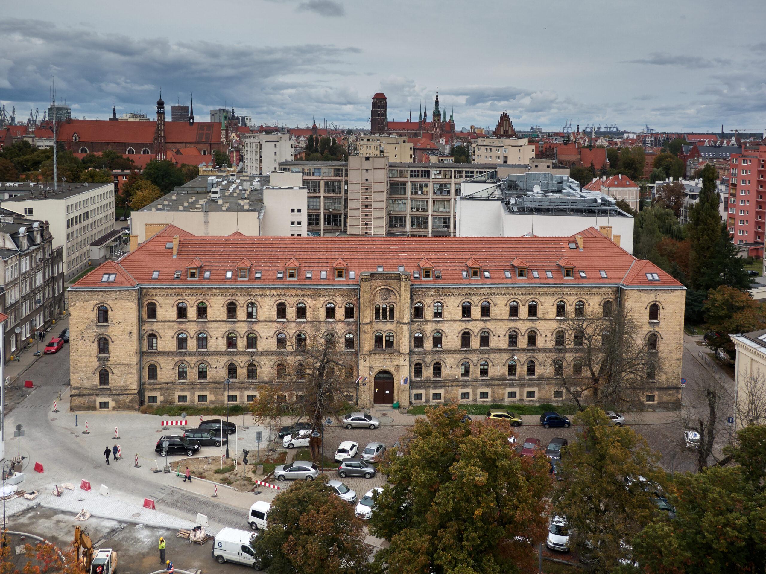 Budynek Urzędu Marszałkowskiego przy ul. Augustyńskiego zostanie zrewitalizowany