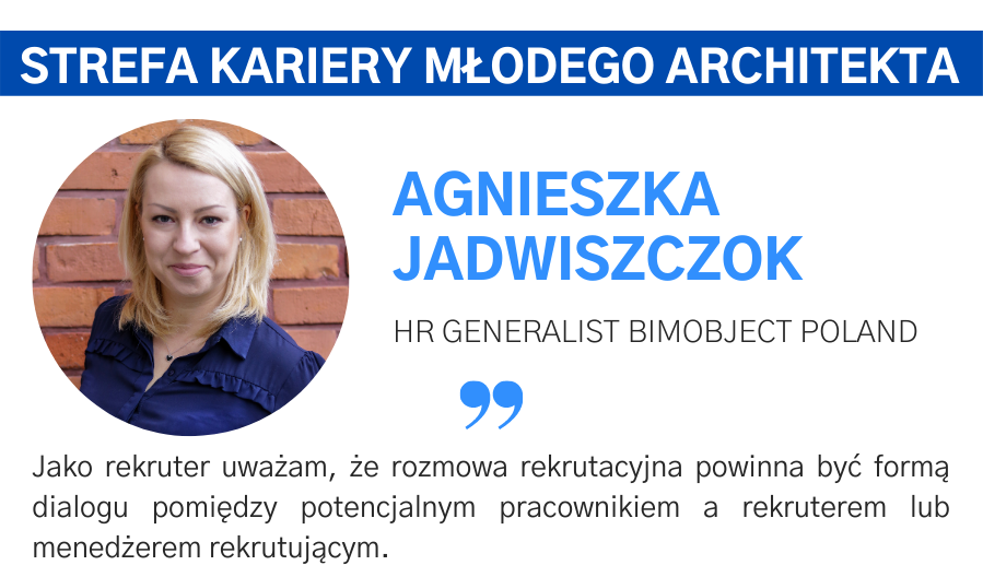 AGNIESZKA JADWISZCZOK, HR GENERALIST BIMOBJECT POLAND