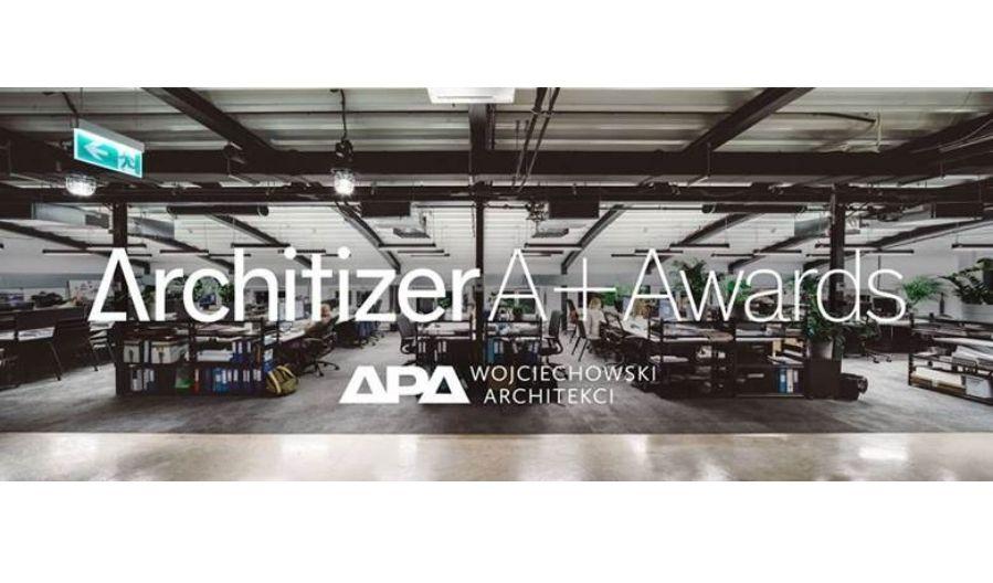 Pracownia APA Wojciechowski wyróżniona w Architizer