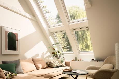 Zasady łączenia okien w zestawy
