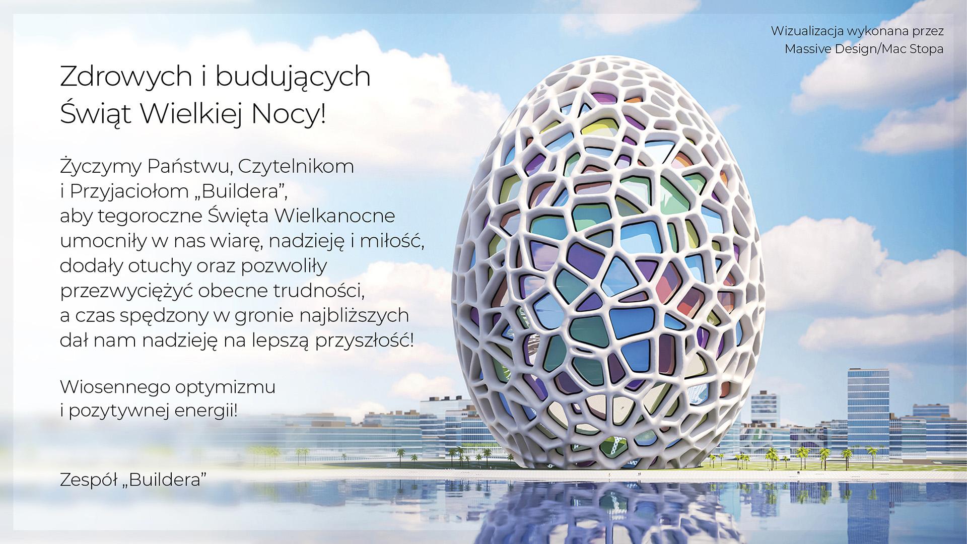 Zdrowych i Budujących Świąt Wielkiej Nocy!