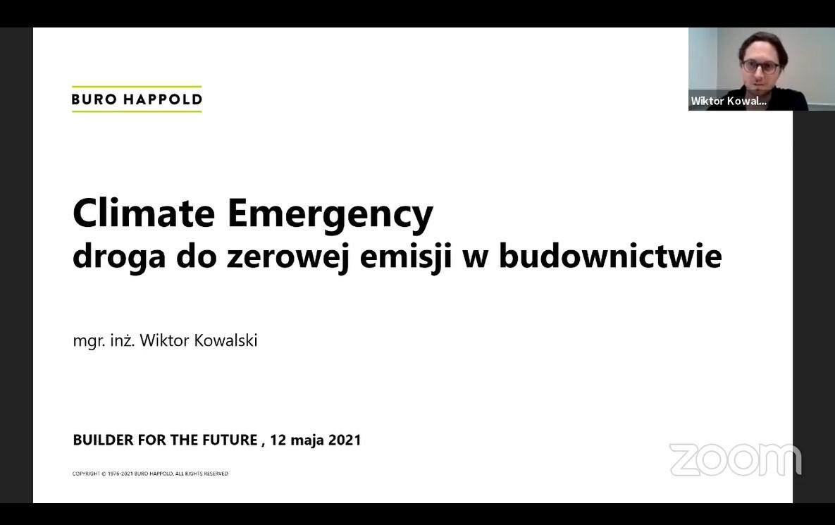 LIVE Z WIKTOREM KOWALSKIM Z FIRMY BURO HAPPOLD
