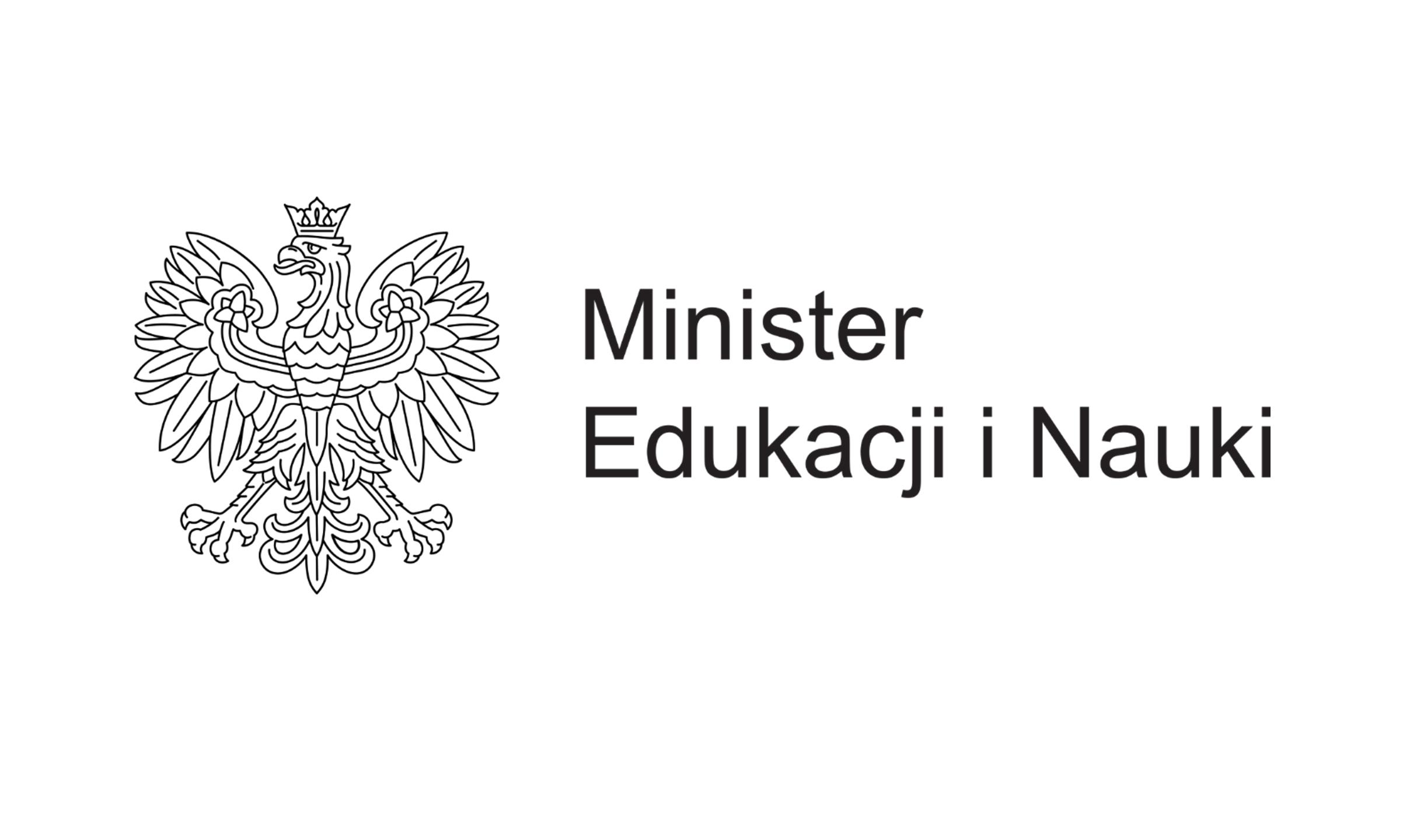 Patronat Honorowy Ministra Edukacji i Nauki